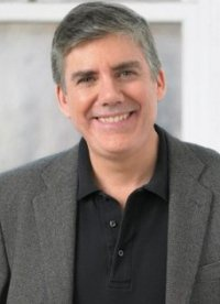 Foto -Richard Russel Rick Riordan Junior
